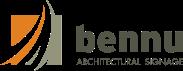 Bennu Architectural Signage