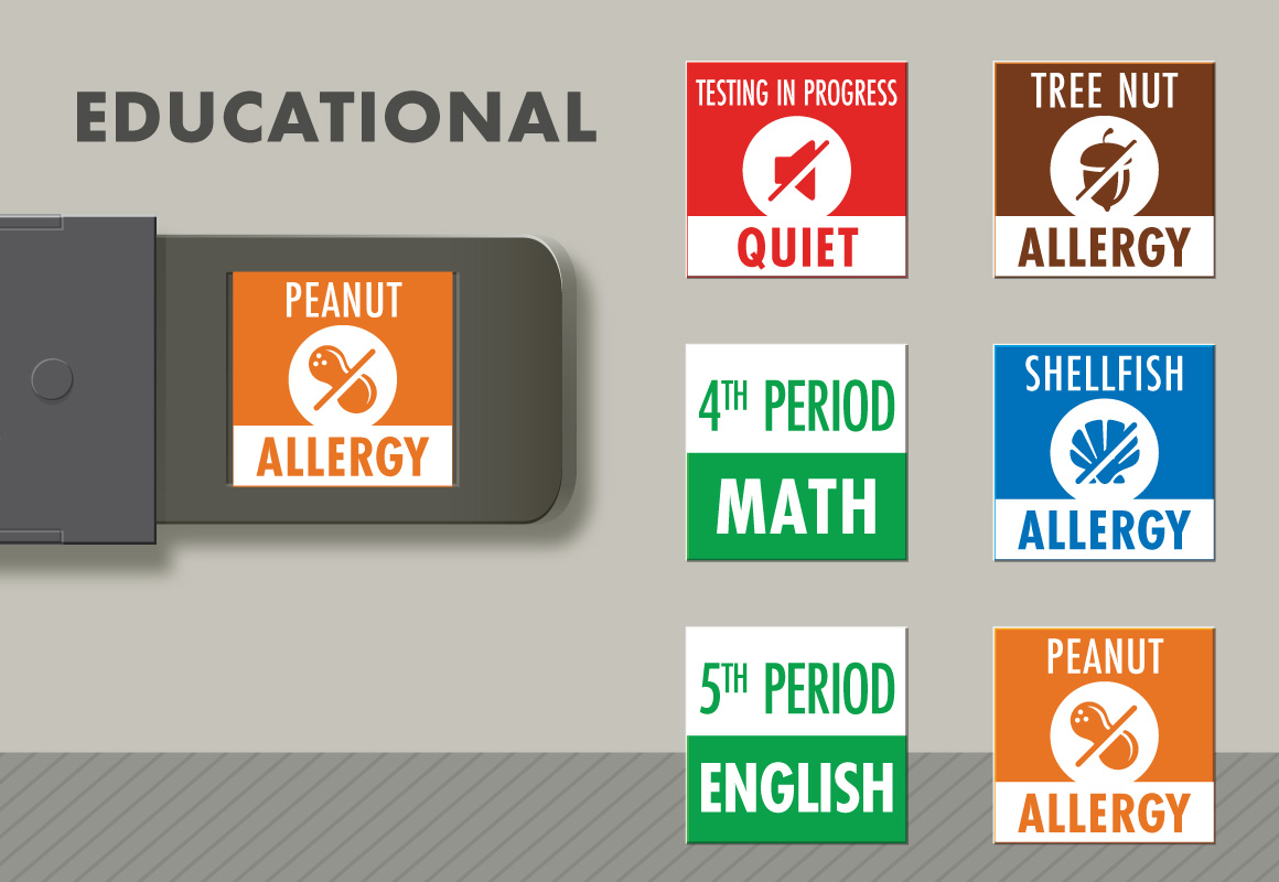 Example of educational AlertTabs