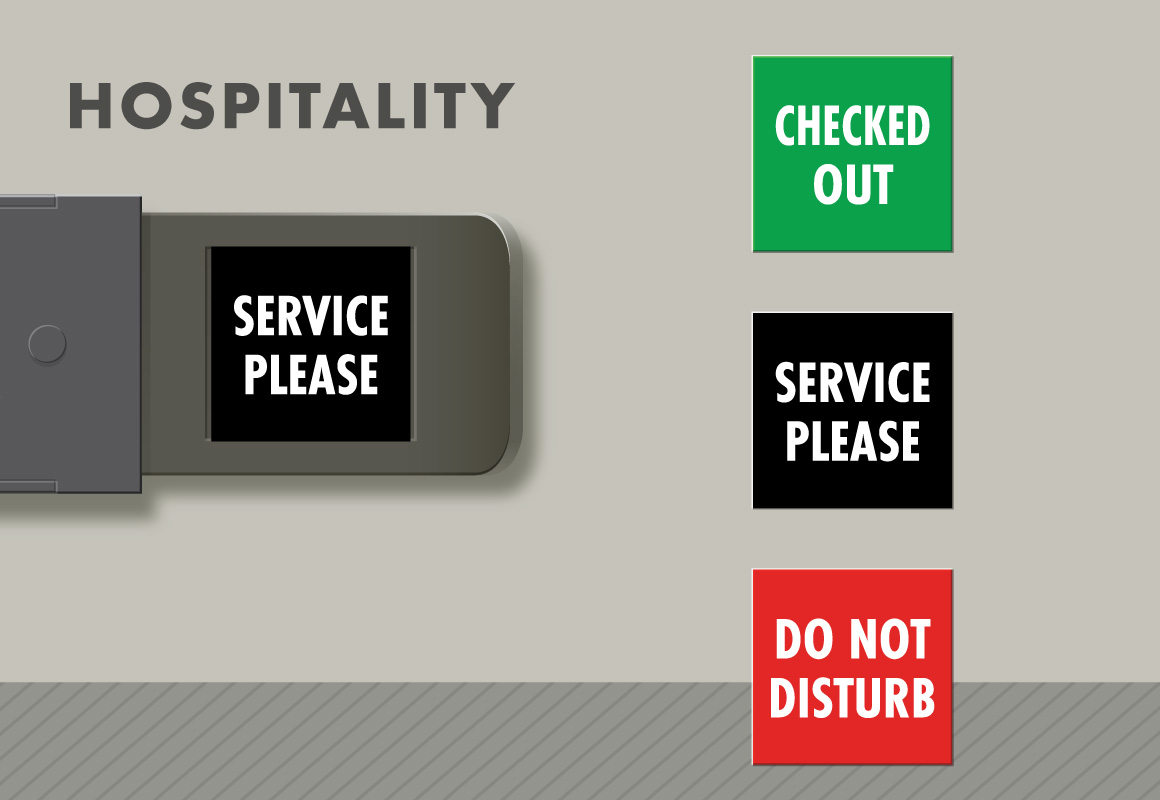 Example of hospitality AlertTabs